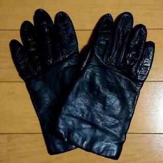 トゥモローランド(TOMORROWLAND)のSermoneta gloves レザーグローブ(手袋)