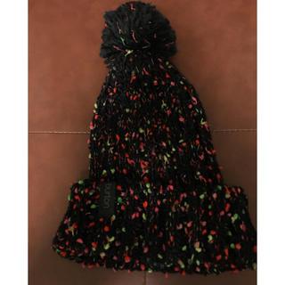 バートン(BURTON)のburton バートン ニット帽 ブラック (ニット帽/ビーニー)
