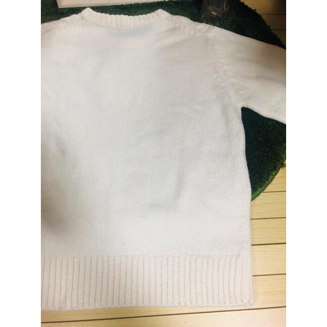 GU(ジーユー)の最終値下げ!!ニット♡美品 レディースのトップス(ニット/セーター)の商品写真