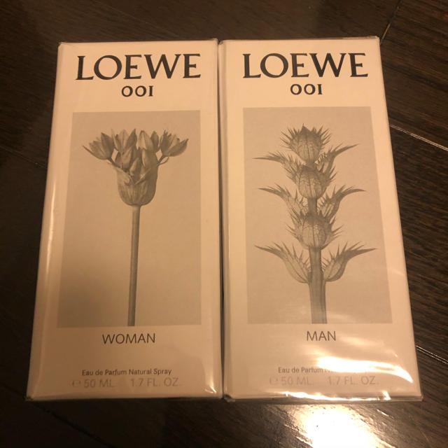 LOEWE(ロエベ)のロエベ 香水 LOEWE MAN WOMAN 50ml  Edp 2本セット コスメ/美容の香水(ユニセックス)の商品写真