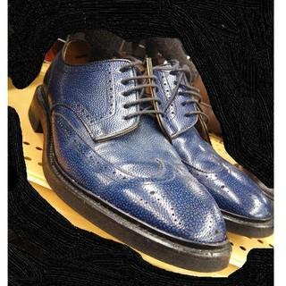 リーガル(REGAL)のRegalリーガル青革靴(ドレス/ビジネス)