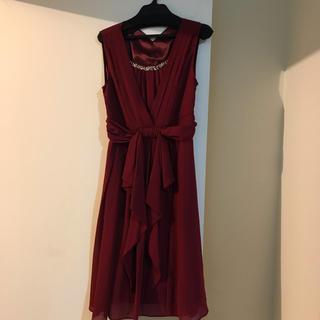 アクシーズファム(axes femme)のアクシーズ ドレス 結婚式 二次会(その他)