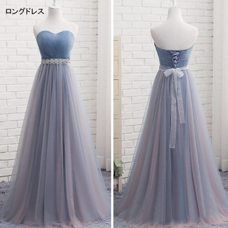 カラードレス 二次会 花嫁(ウェディングドレス)