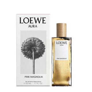ロエベ(LOEWE)のロエベ アウラ ピンク マグノリア オードゥ パルファン 50Ml カラーレス(香水(女性用))