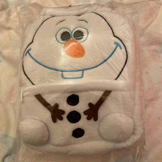 アナトユキノジョオウ(アナと雪の女王)のアナ雪2 オラフ バッグ♡カバン Disney  非売品(トートバッグ)