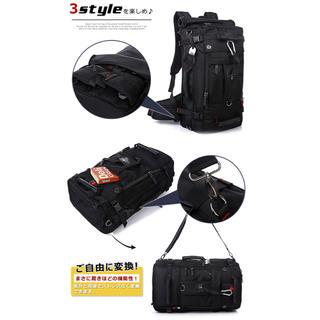 MY BAG リュックサック ディパック 防水ナイロン オックスフォード 大容量(ランニング/ジョギング)
