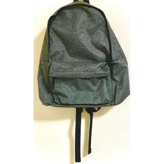 MUJI (無印良品) - MUJI肩の負担を軽くするPCポケット付リュック 無印良品