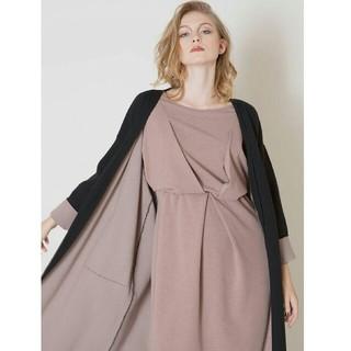 rienda - MIELI INVARIANT ボックスタックドレス