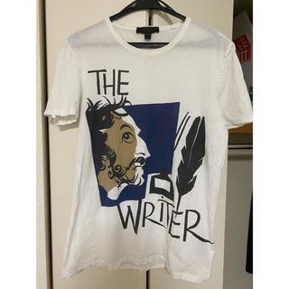 BURBERRY - バーバリープローサム 2015SS THE WRITER Tシャツ S ホワイト