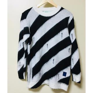 OFF-WHITE - オフホワイト セーター