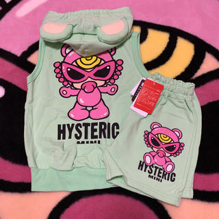 HYSTERIC MINI - teddyセトア