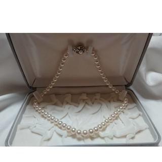 MIKIMOTO - ❣️ほぼ新品・極美品❣️ミキモト・天然本真珠ネックレス❣️