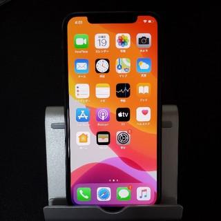iPhone - iPhone X 256GB スペースグレー SIMフリー MQC12J/A