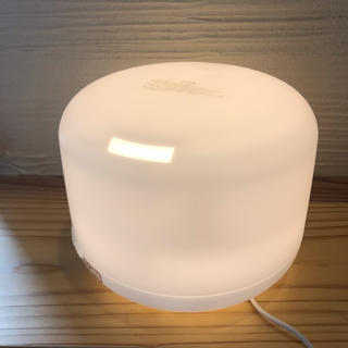MUJI (無印良品) - 無印良品 超音波うるおいアロマディフューザー 約直径168×高さ121mm