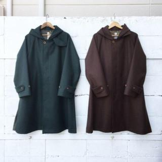 エンジニアードガーメンツ(Engineered Garments)のKaptain Sunshine   Hooded Coat(ダッフルコート)