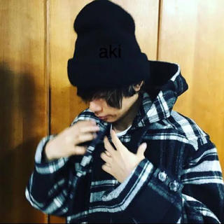 LAD MUSICIAN - 18AW  lad musician ニット帽