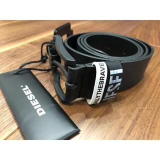 DIESEL - 【新品、未使用、タグ付き】ディーゼル ロゴ ベルト