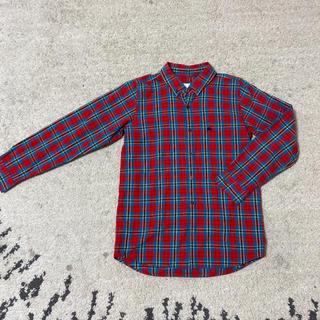 BURBERRY - Burberry 春物 チェック柄 シャツ 150