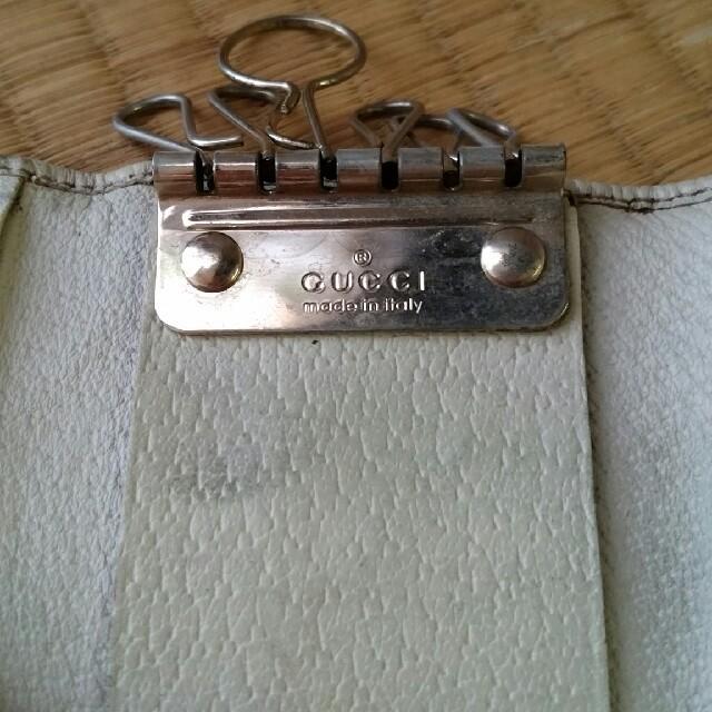 Gucci(グッチ)の【1】GUCCI グッチ キーケース メンズのファッション小物(キーケース)の商品写真