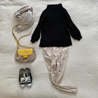 BEAUTY&YOUTH UNITED ARROWS - ユナイテッドアローズB&Y♡未使用タグ付き ウエストゴムパンツ美品