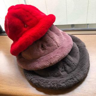 カンゴール(KANGOL)のばら売り可能 KANGOL SMU Faux Fur Casual(ハット)