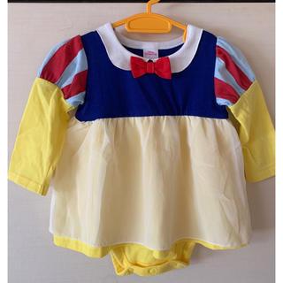 Disney - ☆美品 ディズニー 白雪姫ドレス ロンパース コスチューム