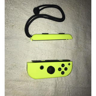 Nintendo Switch - ネオンイエロー ジョイコン 右側 バラ売り 片方 ばら売り