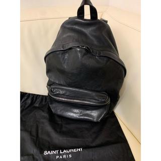 サンローラン(Saint Laurent)のSAINT LAURENT リュック(バッグパック/リュック)