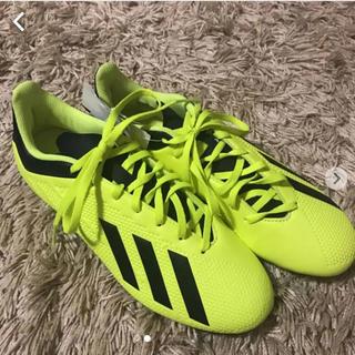 adidas - アディダス(adidas) サッカースパイク エックス 18.4  27.5