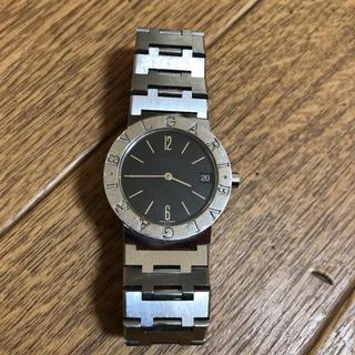 BVLGARI - BVLGARI BVLGARI BOYS ボーイズサイズ 腕時計