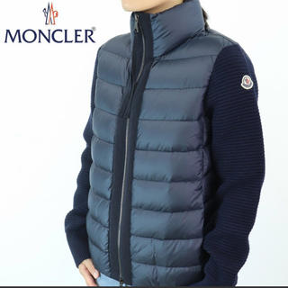 MONCLER - モンクレール / MAGLIONE TRICOT CARD CARDIGAN