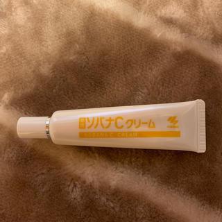 コバヤシセイヤク(小林製薬)のuio新品未使用♡ソバナCクリーム 20g(美容液)