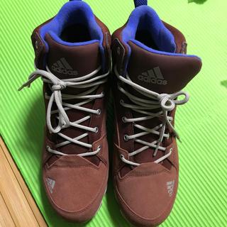 アディダス(adidas)のadidas 登山靴(登山用品)