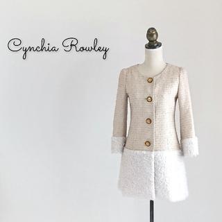 Cynthia Rowley - Cynchia Rowley シンシアローリー ツイードコート レディース