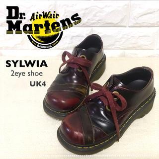 Dr.Martens - ★Dr.Martens★ドクターマーチン*SYLWIA 2eye UK4