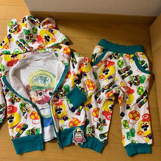 JAM - クマオ セトア ルイージ Tシャツ3点セット