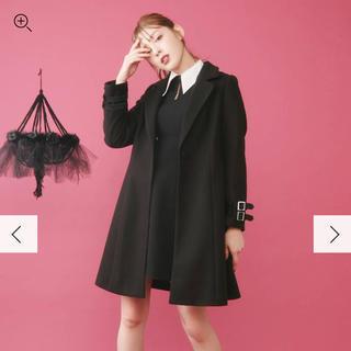 イートミー(EATME)のEATME  ブラック 福袋 コート(ロングコート)