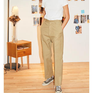 "シンゾーン(Shinzone)のshinzone ""HIGHT WAIST CHINO PAMTS"" (チノパン)"