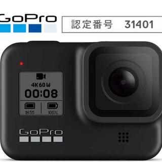 GoPro - GoPro(ゴープロ) HERO8 Black CHDHX-801-FW