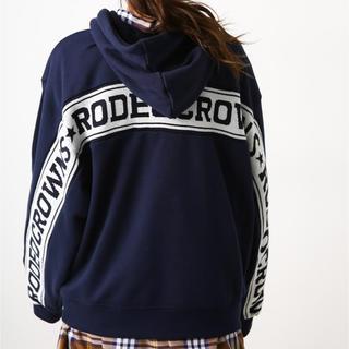 ロデオクラウンズワイドボウル(RODEO CROWNS WIDE BOWL)のロデオクラウンズワイルドボウル ロゴニットパーカー(パーカー)