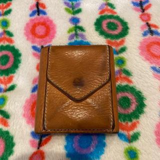エンダースキーマ(Hender Scheme)のhenderschemeエンダースキーマ 3つ折り財布(折り財布)