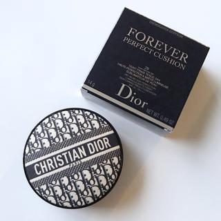 Dior - ディオールスキン フォーエヴァー クッション 2N ディオールマニア (限定品)