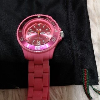 ice watch - ice watch ピンク