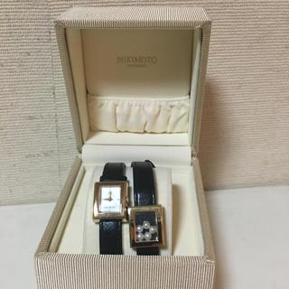 ミキモト(MIKIMOTO)のMIKIMOTO マルチフォーム パールウォッチ(腕時計)