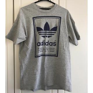 adidas - adidas アディダス Tシャツ グレー