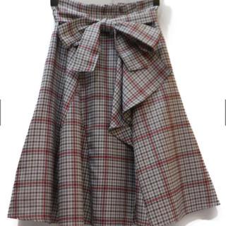 Rirandture - Rirandture (リランドチュール) チェックオータムアシメスカート
