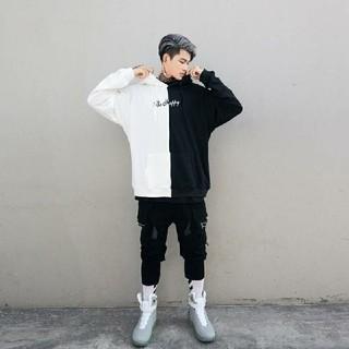【即発送】ビッグシルエットパーカー❤️マシュメロ 韓国ファッション(パーカー)