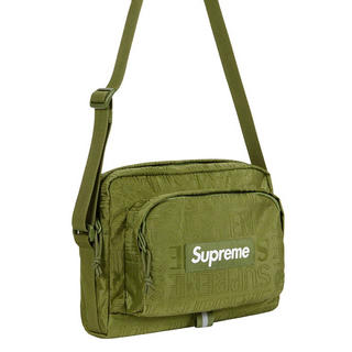 Supreme - supreme 19ss shoulder Bag
