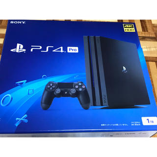 PlayStation4 - ps4 pro本体 CUH-7200B B01