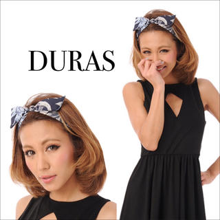 DURAS - DURAS 新品 ヘッドアクセサリー ヘアバンド♡リゼクシー リエンダ